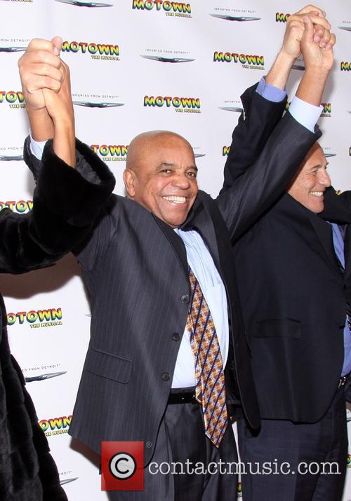 Berry Gordy and Doug Morris 2
