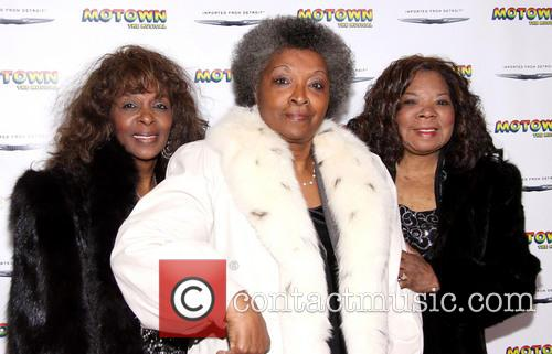 Motown, The V, Ellas: Annette Beard, Betty Kelly and Rosalind Ashford 3