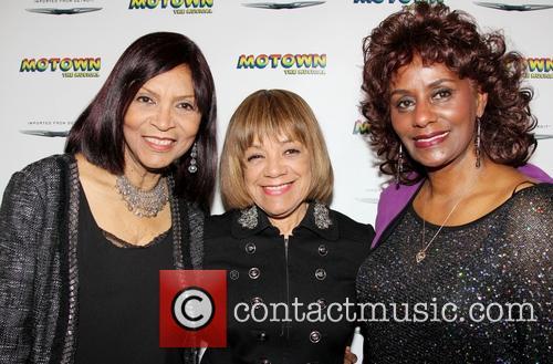 Motown, The Velvelettes: Bertha Barbee-McNeal, Norma Barbee-Fairhurst, Caldin Gillstreet