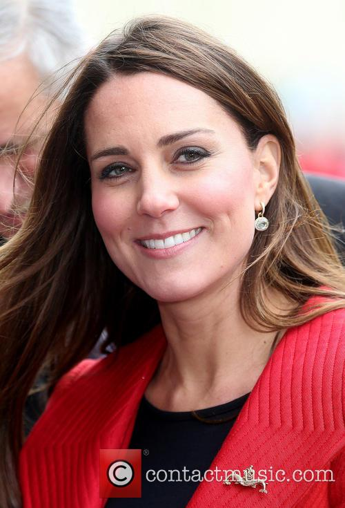 Kate and William in Barrow-in-Furness