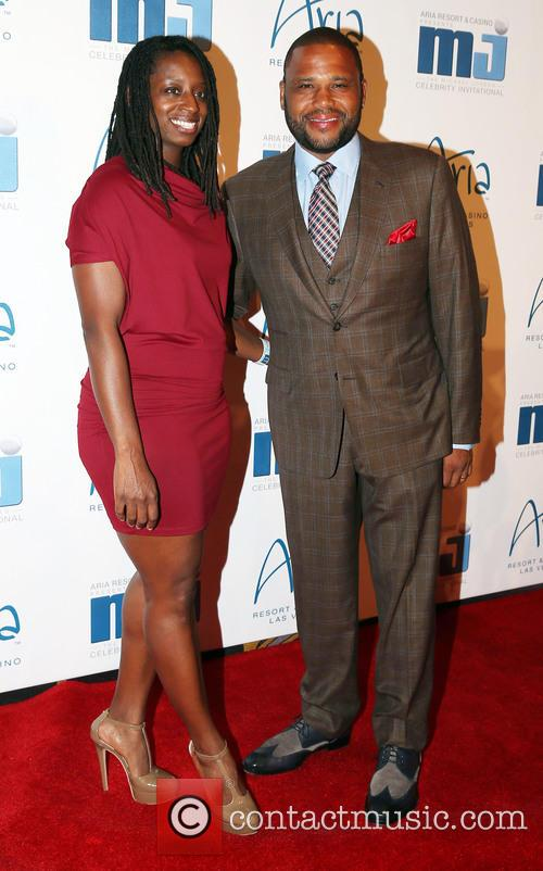 Anthony Anderson and Alvina Anderson 1
