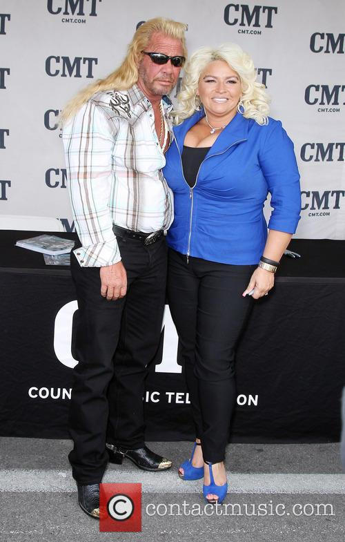 Picture - Duane Dog Chapman and Beth Chapman