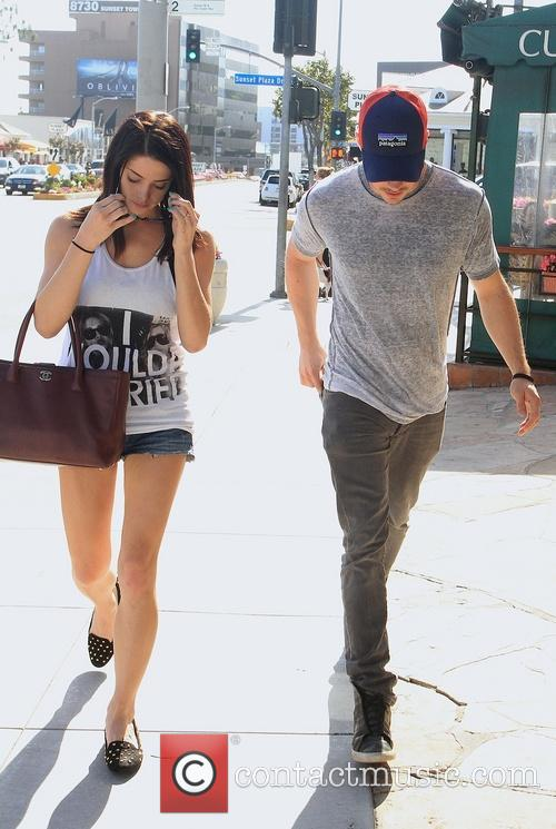 Ashley Greene and Josh Henderson 2