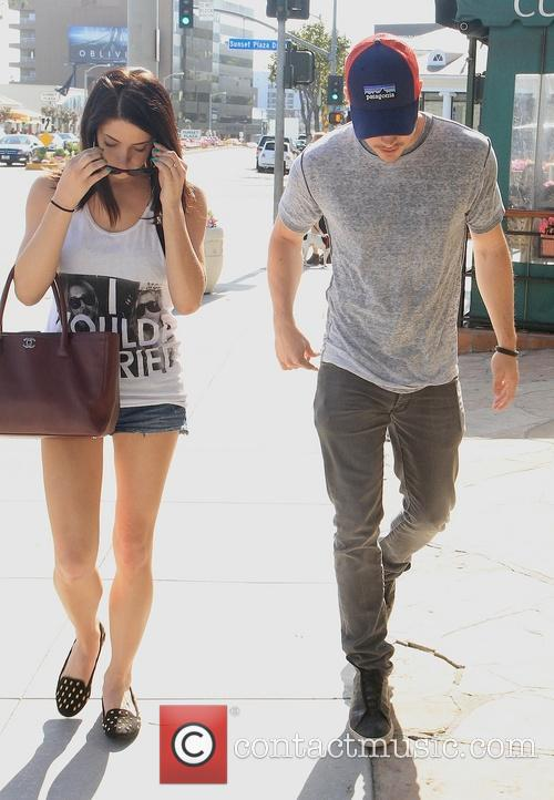 Ashley Greene and Josh Henderson 8