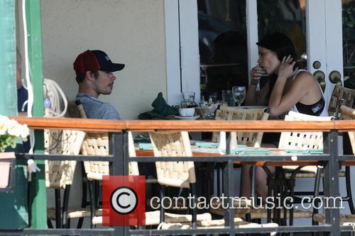 Ashley Greene and Josh Henderson 8