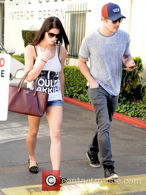 Ashley Greene and Josh Henderson 10
