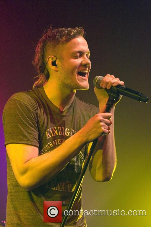 Dan Reynolds and Imagine Dragons 1
