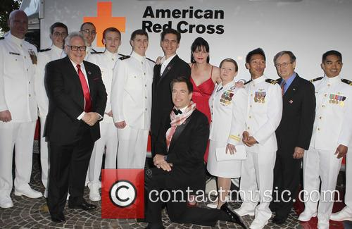 Pauley Perrette, Us Navy, David Mccallum, Brian Dietzen and Michael Weatherly 6