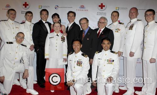 Pauley Perrette, Us Navy, David Mccallum, Brian Dietzen and Michael Weatherly 11