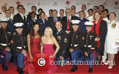Pauley Perrette, Us Navy, David Mccallum, Brian Dietzen, Michael Weatherly, Us Marines, Christine Devine and Judy Chambers Beck 5