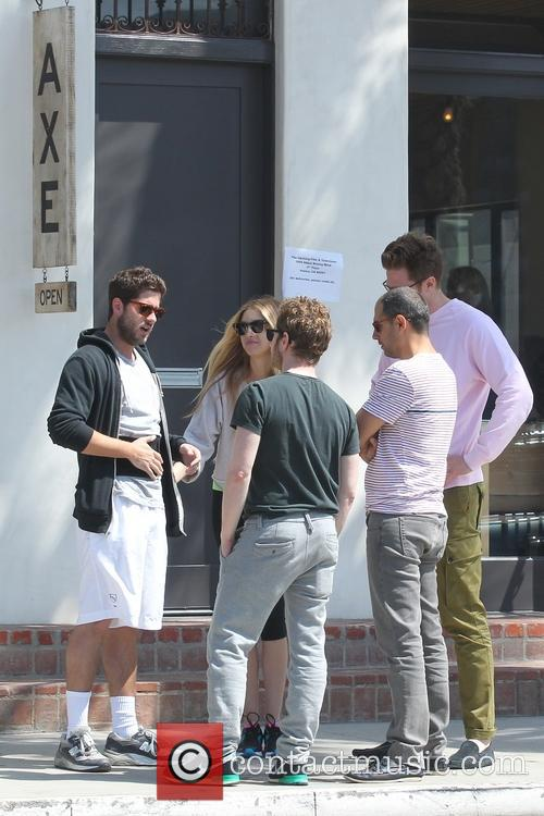 Whitney Port and Ben Nemtin 2