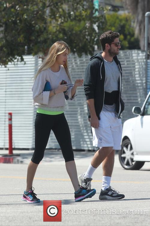 Whitney Port and Ben Nemtin 4