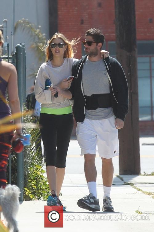 Whitney Port and Ben Nemtin 11