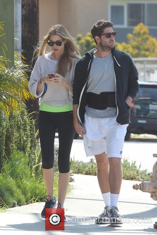 Whitney Port and Ben Nemtin 1