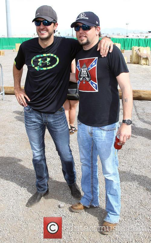 Luke Bryan and Jason Aldean 9