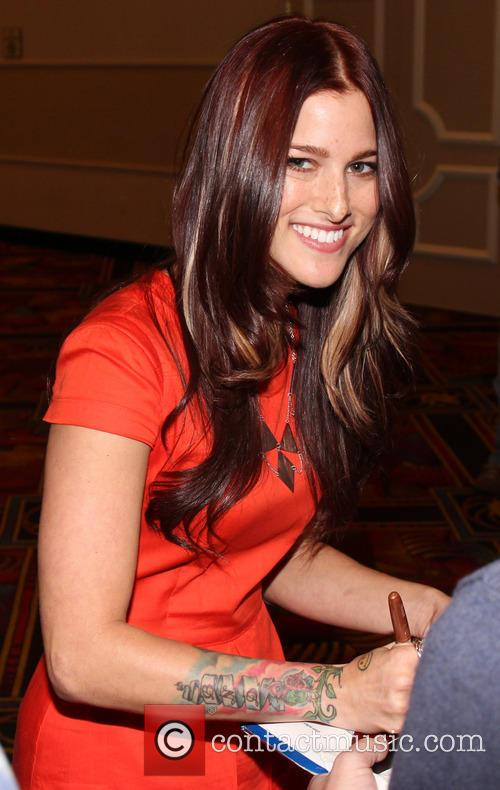 cassadee pope celebrities at the 48th annual 3595529
