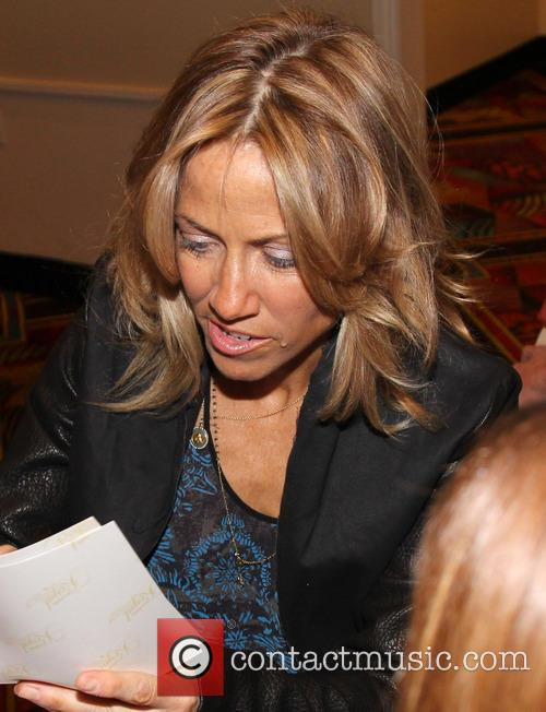 sheryl crow celebrities at the 48th annual 3595536