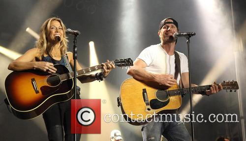Cheryl Crow and Dierks Bentley 4
