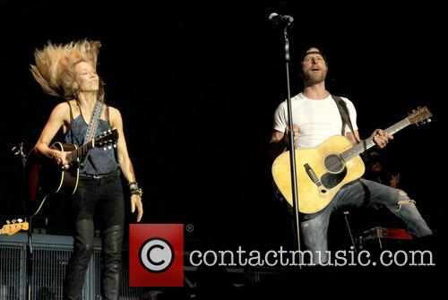 Cheryl Crow and Dierks Bentley 5