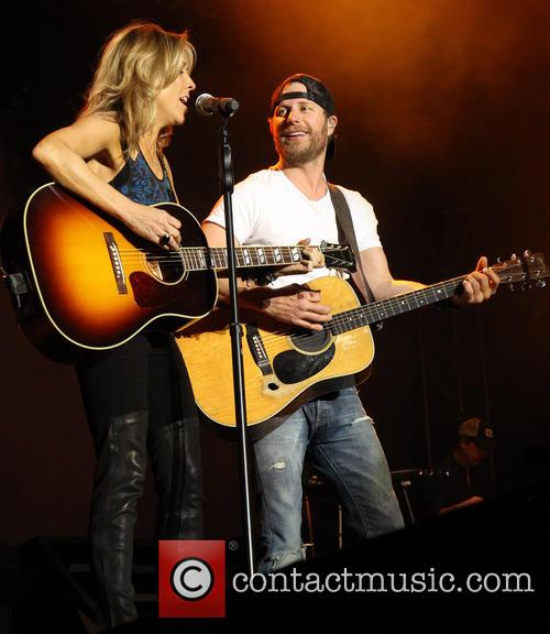 Cheryl Crow and Dierks Bentley 8