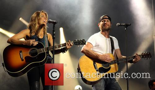 Cheryl Crow and Dierks Bentley 10