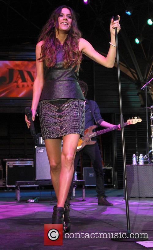 jana kramer the acm fremont street concerts 3589173