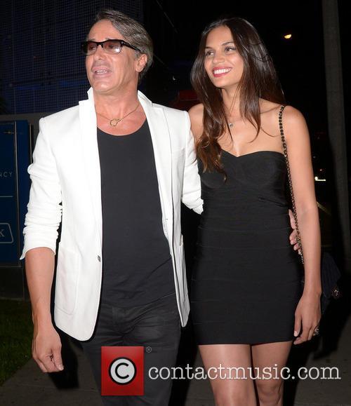 Lloyd Klein - Celebrities arrive at BOA Steakhouse | 9 ...