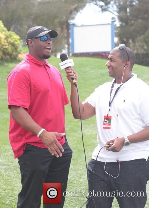 Michael Jordan and Ken Griffey Jr. 3
