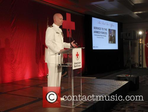 'Annual Red Cross Red Tie Affair' - Inside