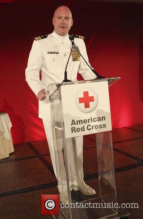 brian kurzeja annual red cross red tie 3593765