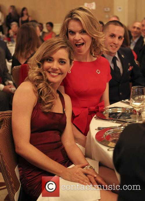 Christina Moore and Missi Pyle 1