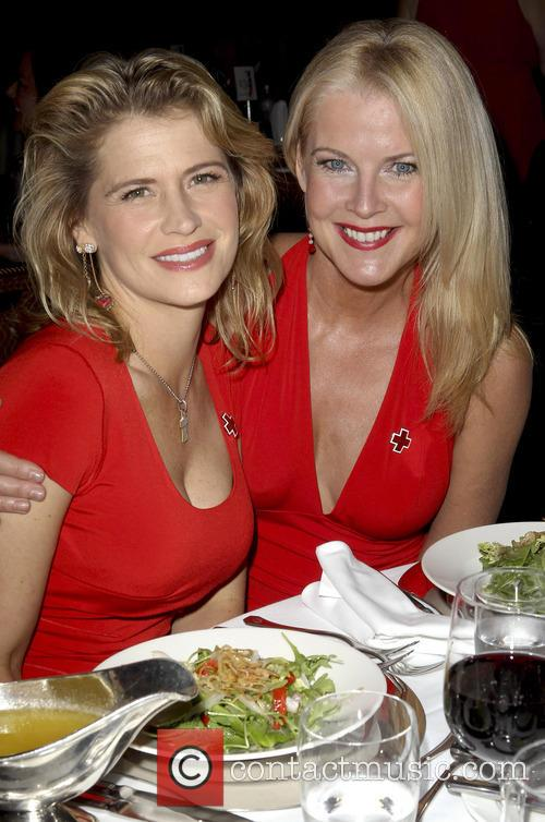 Kristy Swanson and Maeve Quinlan 1