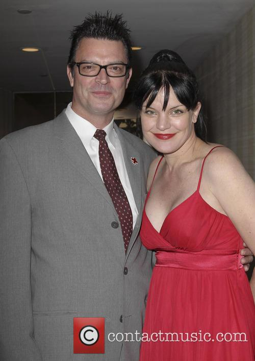 Mark Horowitz and Pauley Perrette 1