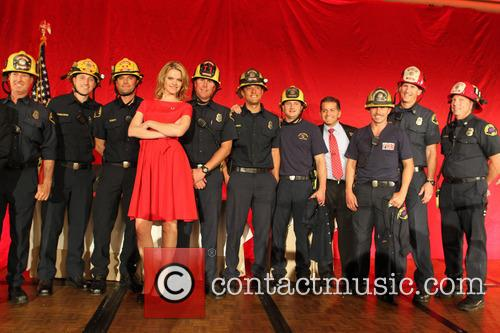 Missi Pyle and Firemen 5