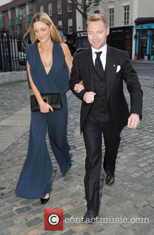 Storm Uechritz and Ronan Keating 3