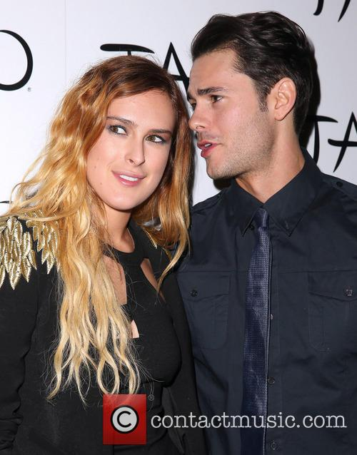 Rumer Willis and Jayson Blair 2