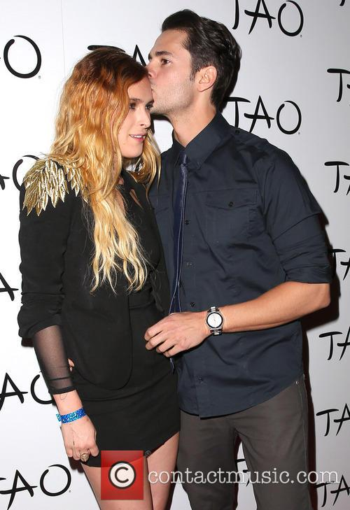 Rumer Willis and Jayson Blair 3