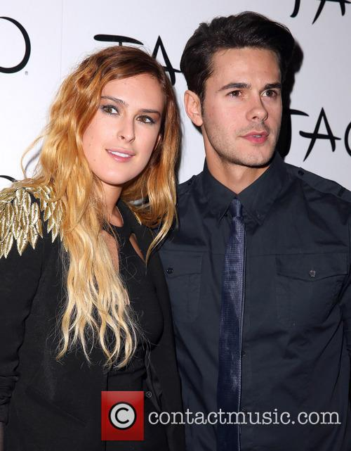 Rumer Willis and Jayson Blair 5