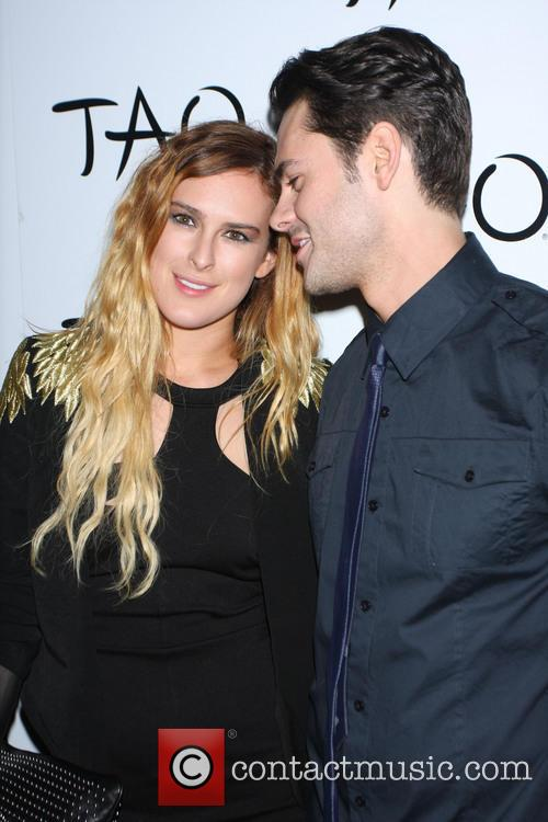 Rumer Willis and Jayson Blair 4