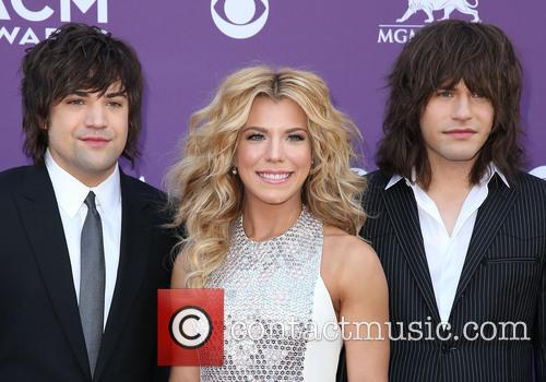 The Band Perry, Reid Perry, Kimberly Perry and Neil Perry 4