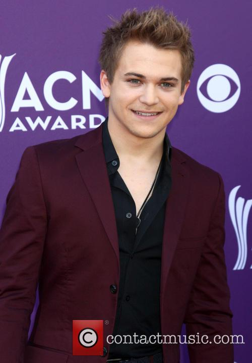 hunter hayes 48th annual acm awards arrivals 3591138