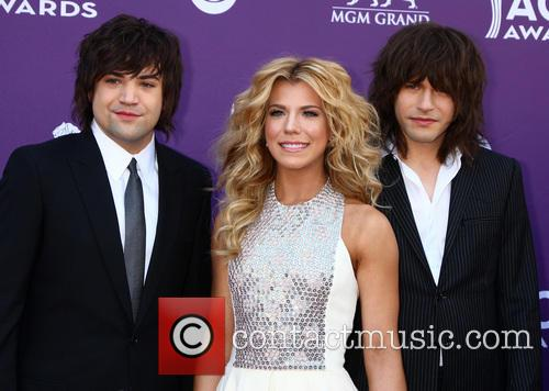 The Band Perry, Reid Perry, Kimberly Perry and Neil Perry 1