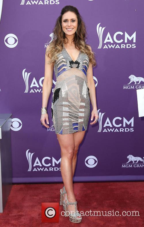 kelly banner 48th annual acm awards 3590610