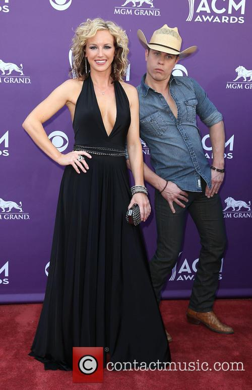 Kristen Kelly and Dustin Lynch