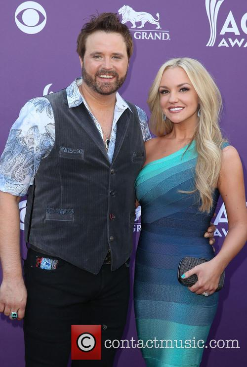 Randy Houser and Jessa Lee Yantz 2