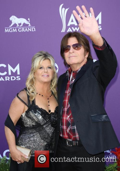 John Fogerty and wife Julie 3