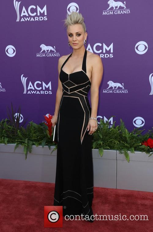 kaley cuoco 48th annual acm awards held 3593287