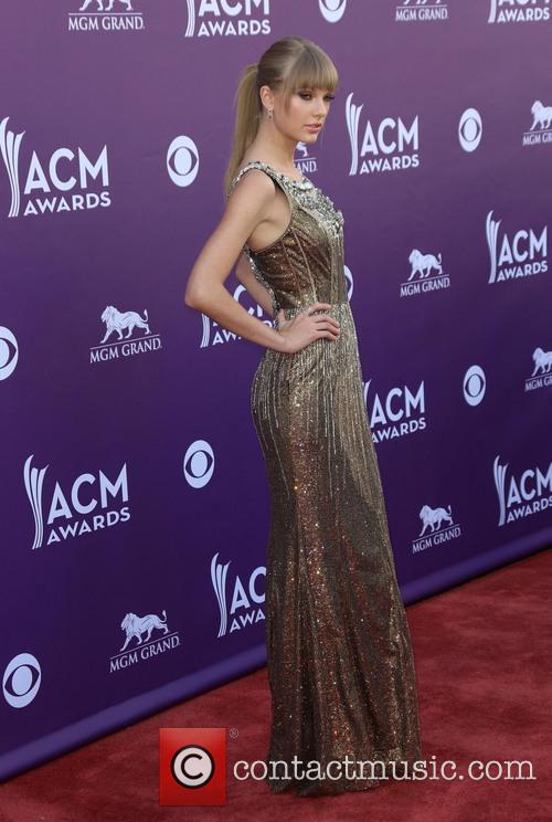 taylor swift 48th annual acm awards held 3593263