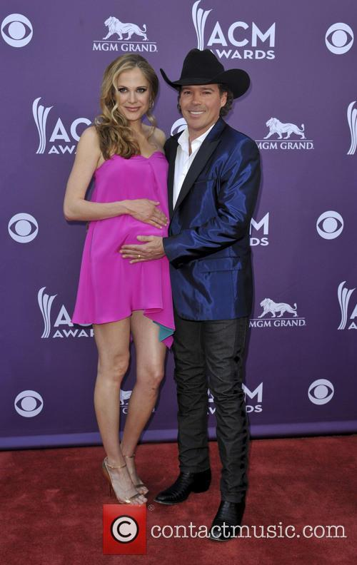 Clay Walker and Jessica Craig 2