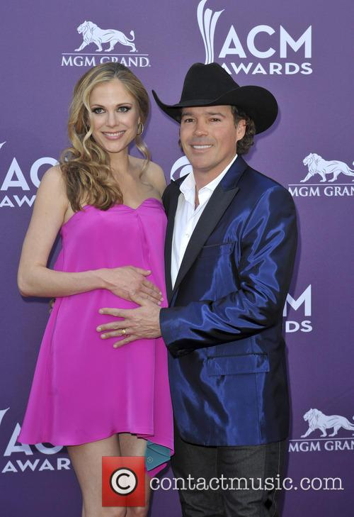 Clay Walker and Jessica Craig 3